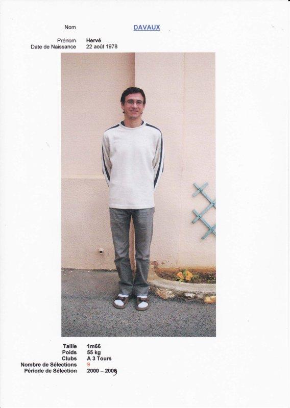 Votre marcheur pour la saison 2009 - Page 2 Davaux10
