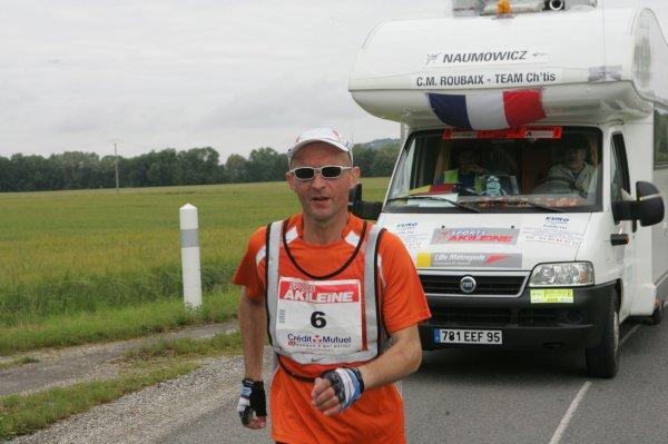 Votre marcheur pour la saison 2009 Domini10
