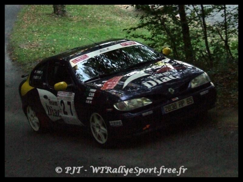 Rallye de Sarlat Périgord Noir -  3 et 4 Octobre 2009 - Page 3 Barrer10