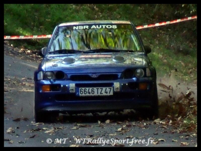 Rallye de Sarlat Périgord Noir -  3 et 4 Octobre 2009 - Page 3 Cloitr11