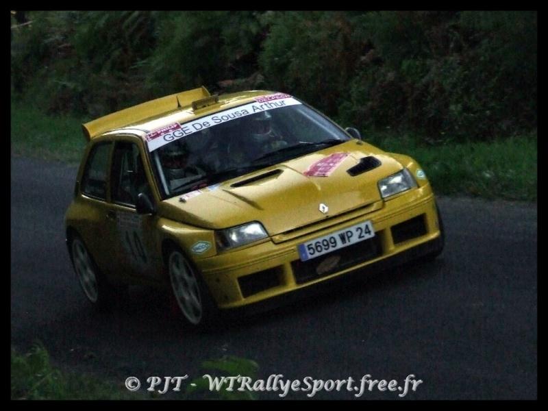 Rallye de Sarlat Périgord Noir -  3 et 4 Octobre 2009 - Page 3 Forum012