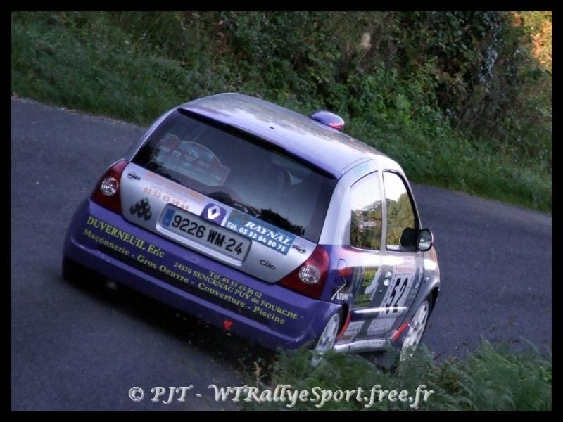 Rallye de Sarlat Périgord Noir -  3 et 4 Octobre 2009 - Page 3 Forum018