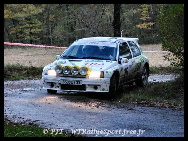 Rallye de Bonaguil - 7 et 8 Novembre 2009 - Page 2 Forum031