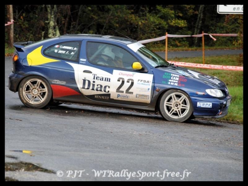 Rallye de Bonaguil - 7 et 8 Novembre 2009 - Page 2 Wtrs-b15
