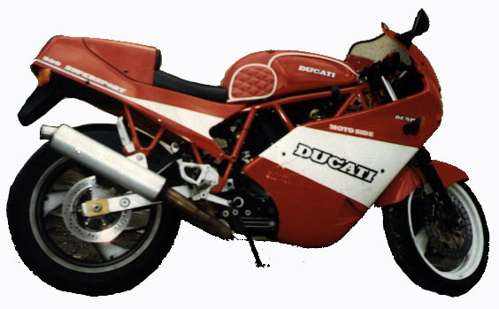 DUCATI MONSTER 900IE DARK Ducati10