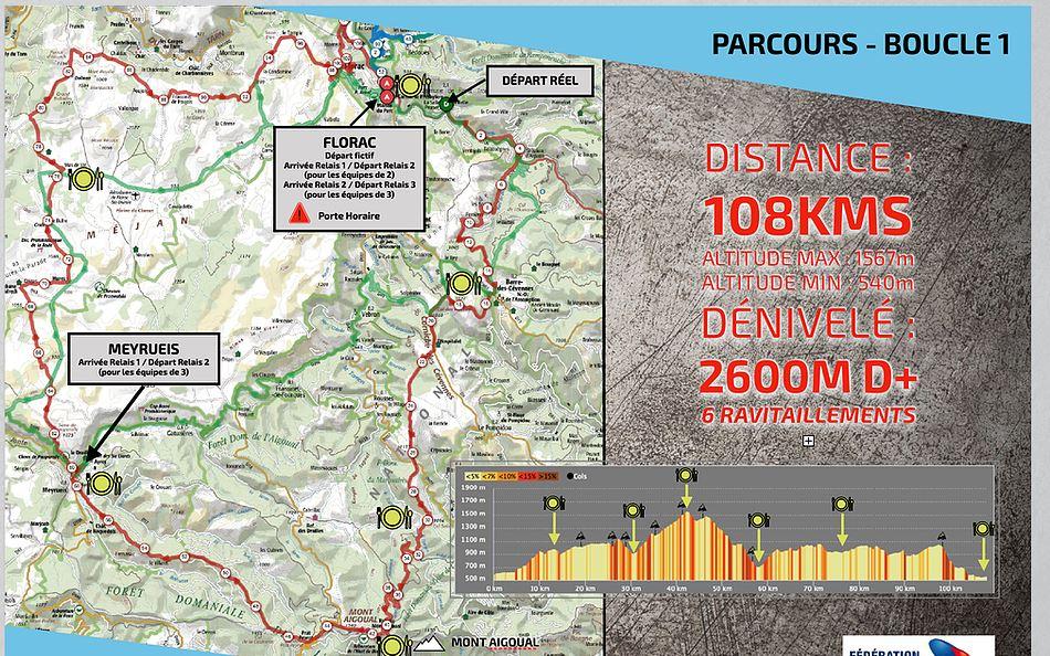 100 miles VTT Lozère : samedi 22 juin Boucle10