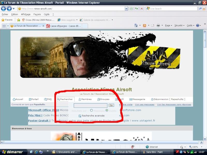 Comment faire une recherche sur le forum ? Rech_210