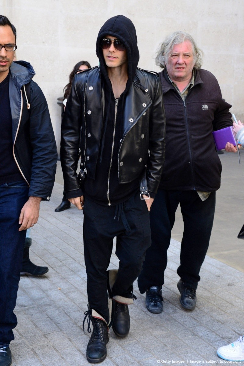 Jared Leto @BBC Radio One - 30 Avril 2013 - London  00210