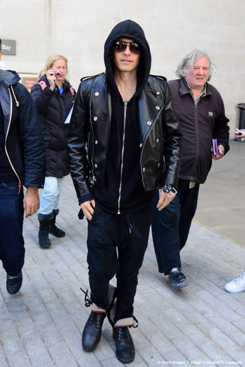 Jared Leto @BBC Radio One - 30 Avril 2013 - London  00310