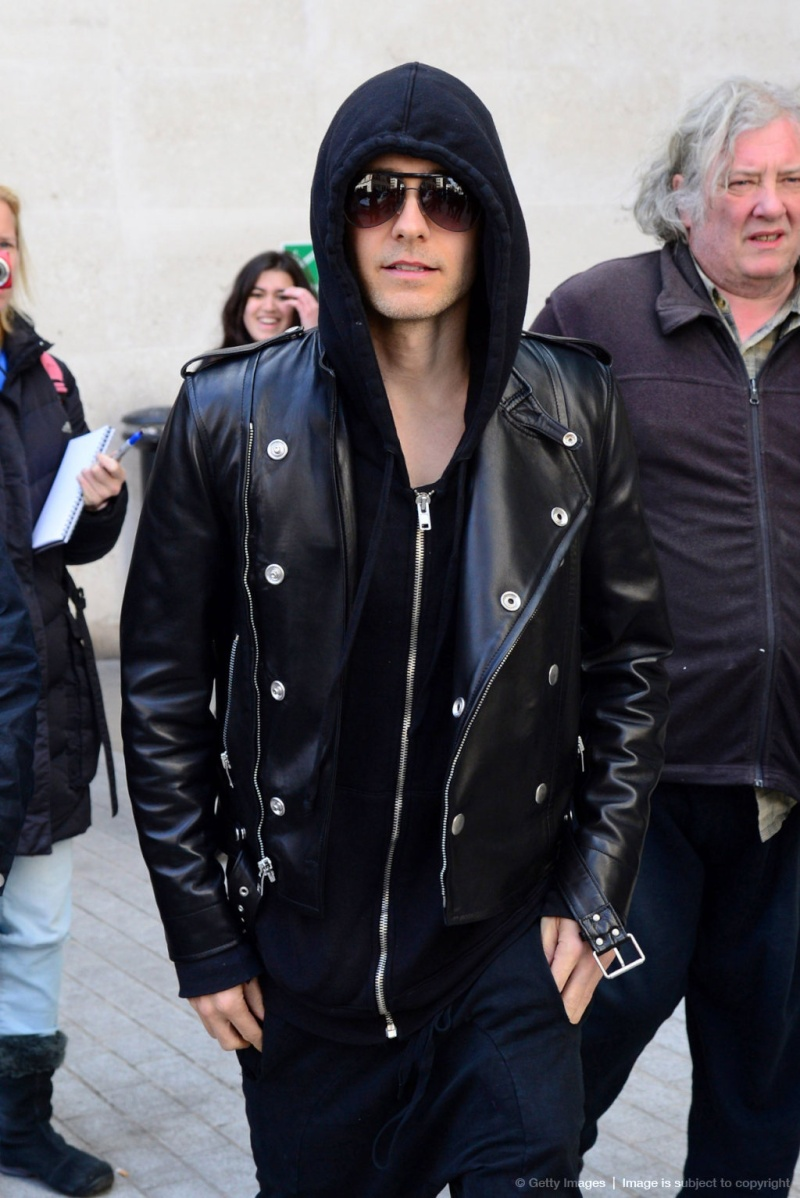 Jared Leto @BBC Radio One - 30 Avril 2013 - London  00610
