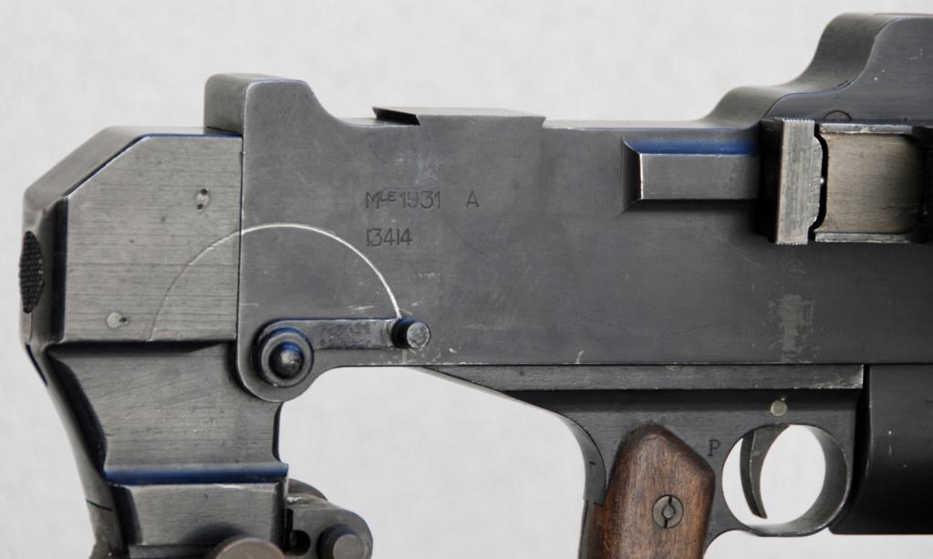 mitrailleuse Reibel MAC31A2 Fullsi69