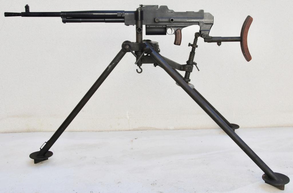 mitrailleuse Reibel MAC31A2 Fullsi72