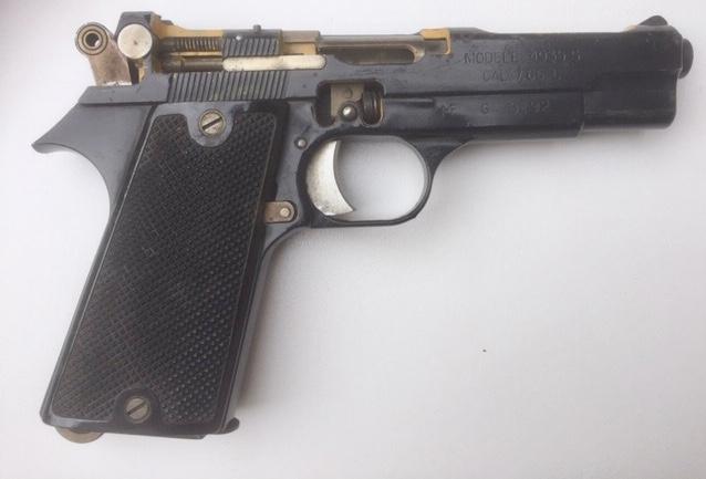 """Pistolet réglementaire MAS Modèle 1935 """"S"""" - Page 2 Fullsi94"""