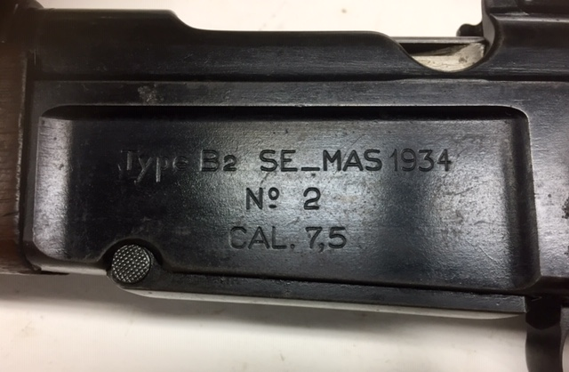 fusil SE- MAS 34 B2 histoire incroyable! Img_3010