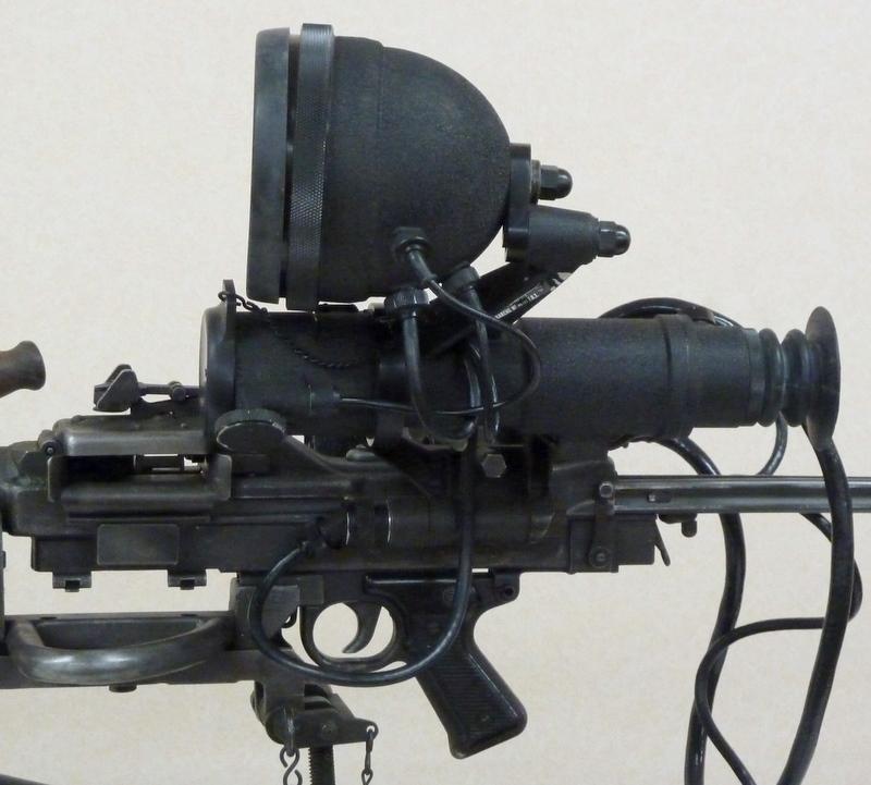 Tir de nuit armes françaises P1000710