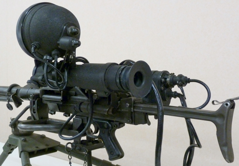 Tir de nuit armes françaises P1000711