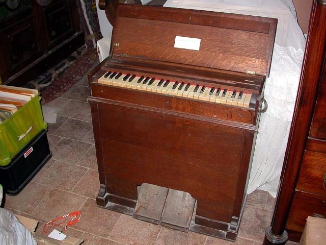 """""""L'orgue à 100 francs"""" Alexandre Pompea10"""