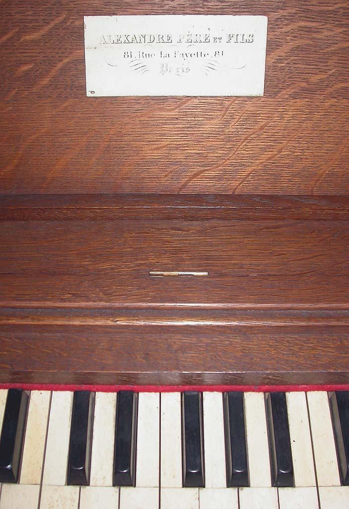"""""""L'orgue à 100 francs"""" Alexandre Pompea11"""