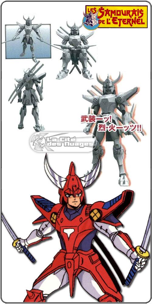 Les Samourais de l'Eternel (Ronin Warriors) 6015_110
