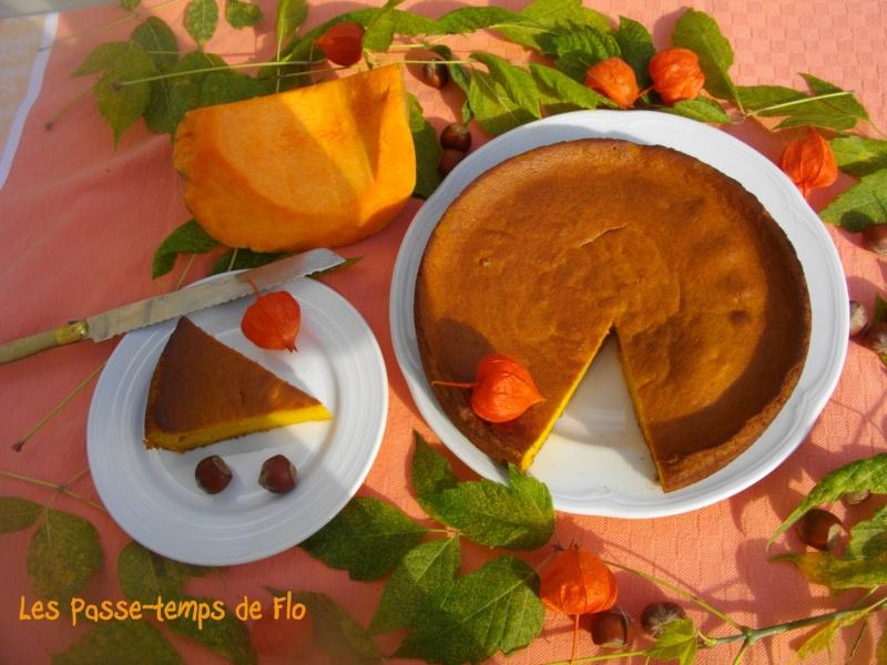 gâteau à la citrouille Imgp2611