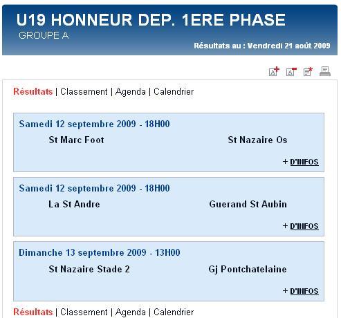 U19 - 1ère journée Samedi 12 Septembre contre St André U19_gr10