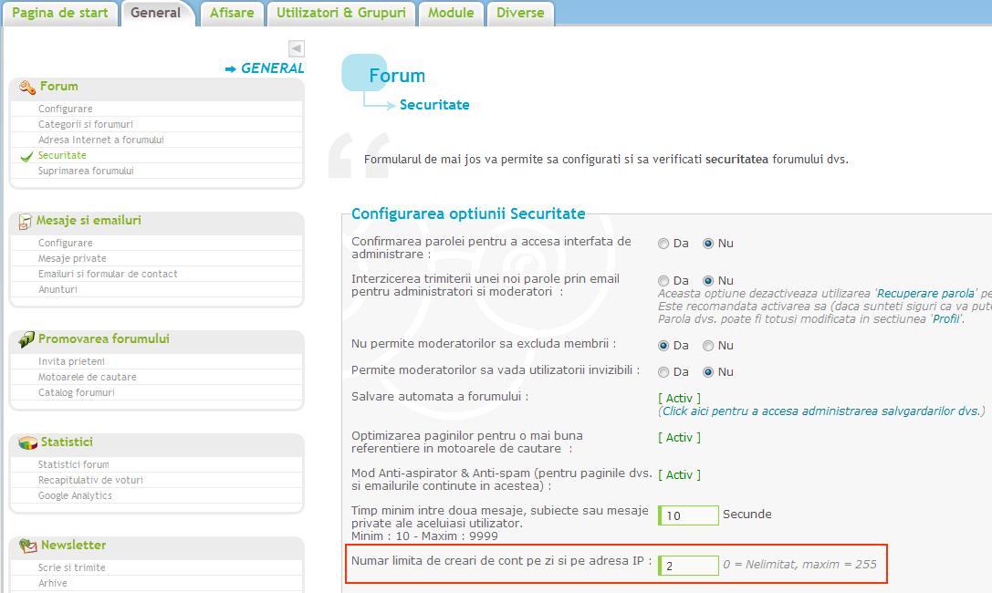 Crearea unui numar limitat de conturi noi, pe zi si pe IP Ip_ban17