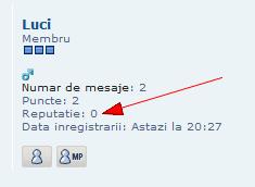 "Sistem de reputatie + butonul ""Mersi"" Reputa14"