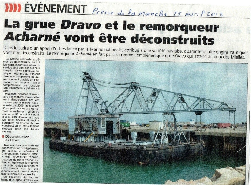 [Activité des ports hors Marine] LE PORT DE CHERBOURG - Page 13 Doc07312