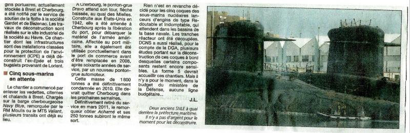 [Activité des ports hors Marine] LE PORT DE CHERBOURG - Page 13 Doc07412