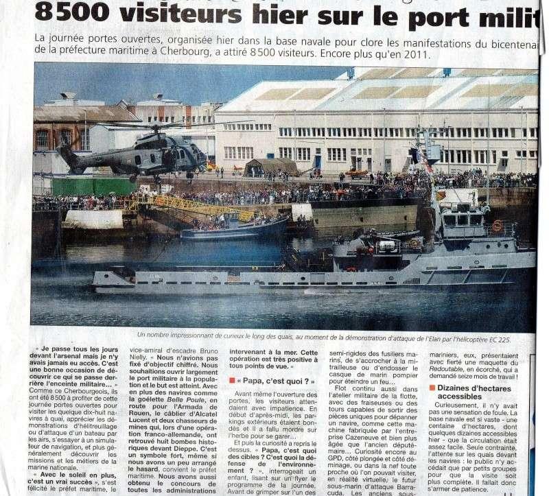 [Activité des ports hors Marine] LE PORT DE CHERBOURG - Page 13 Doc07911