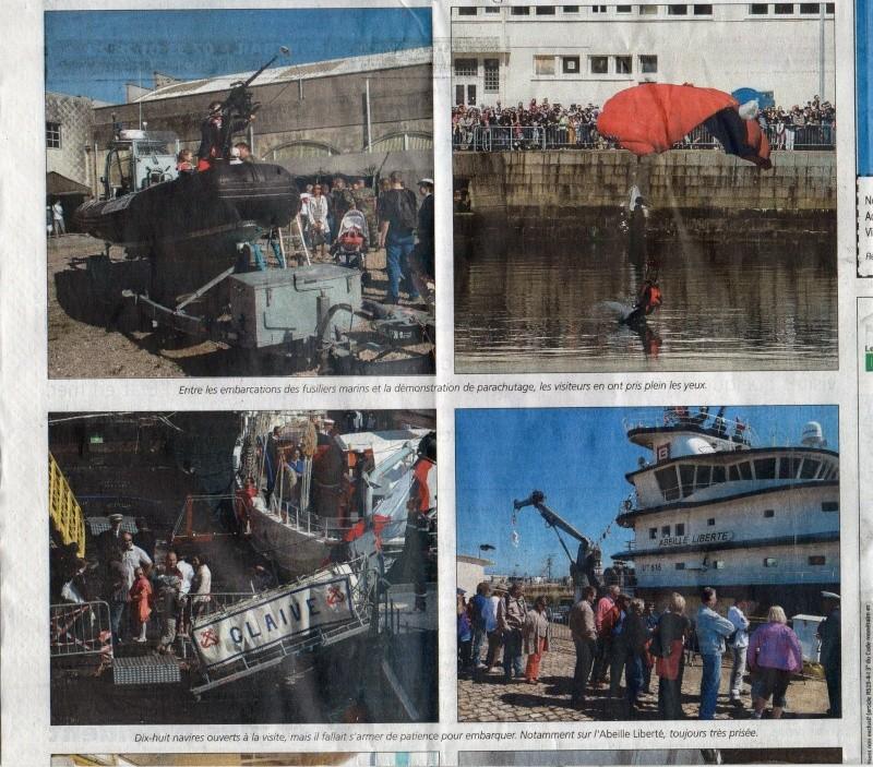 [Activité des ports hors Marine] LE PORT DE CHERBOURG - Page 13 Doc08011