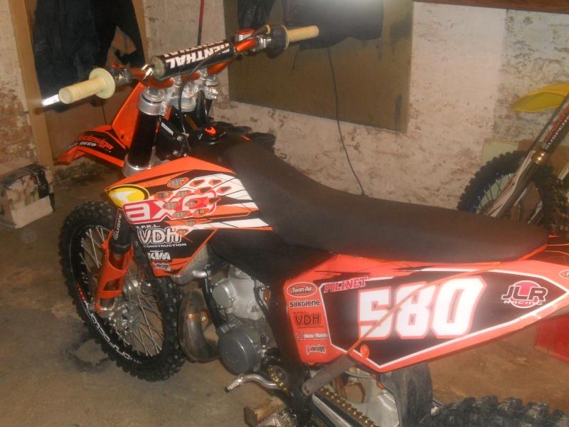 a vendre ktm 250cc 2 temps  01110
