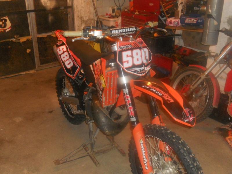 a vendre ktm 250cc 2 temps  01310