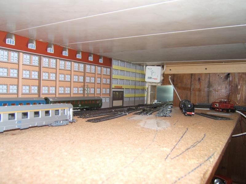 Le début de mon réseau, Nord-EST...... Trains17