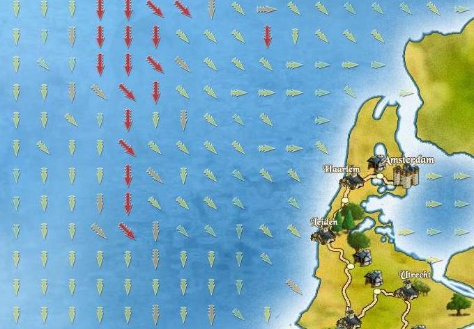 Règles de la navigation Jeu110