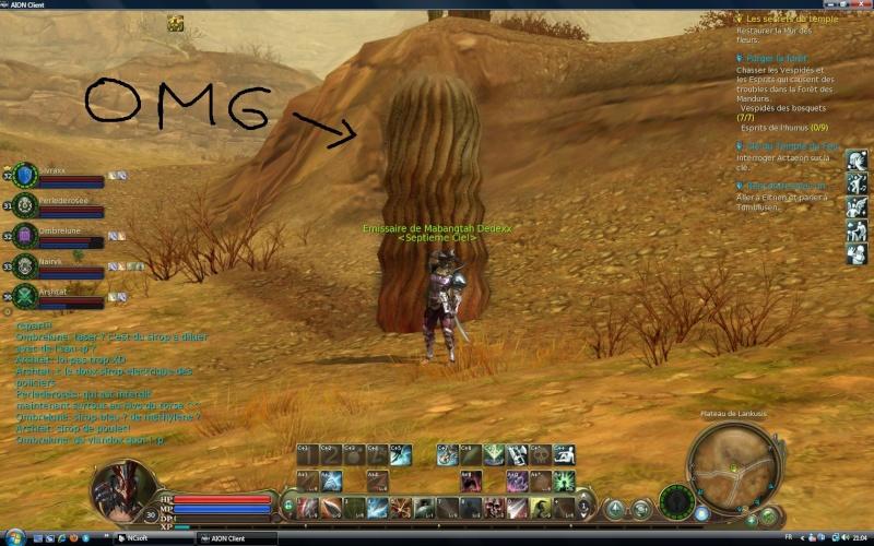 Screen des jolie payssage de aion :) Godeai11