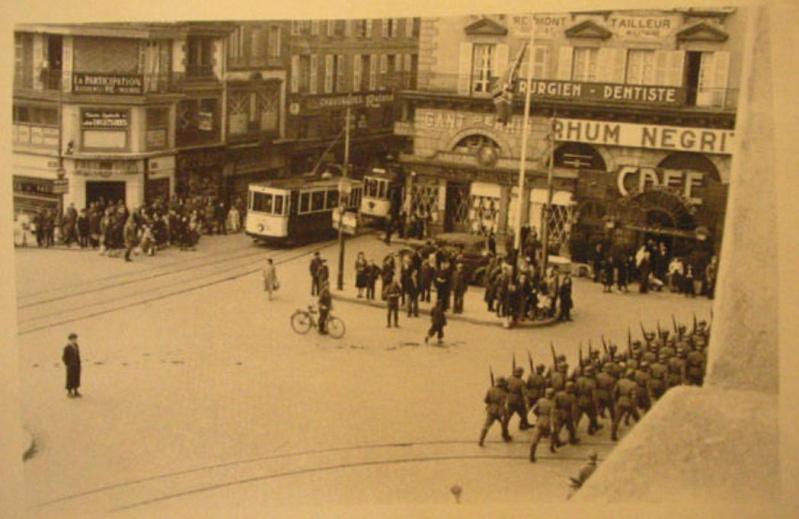 Brest sous la botte de l'occupant... Parade10