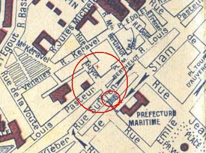 Brest, une synagogue transformée en maison close pour la Wehrmacht Rue_gu10