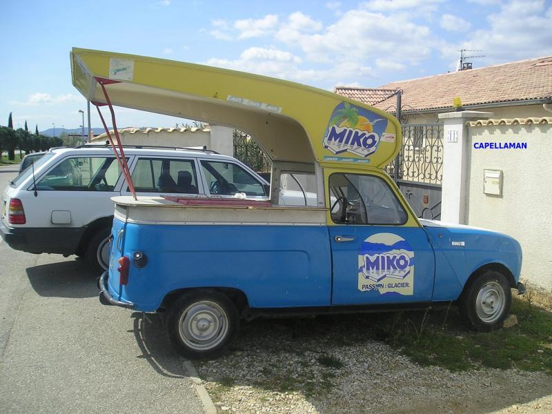 Les véhicules de la Caravane du Tour de France 1950's & 1960's - Page 2 4l_a10