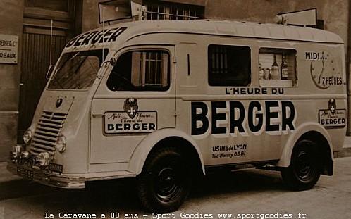 Les véhicules de la Caravane du Tour de France 1950's & 1960's - Page 3 74-19510