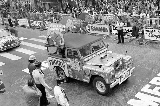 Les véhicules de la Caravane du Tour de France 1950's & 1960's - Page 3 Animau10