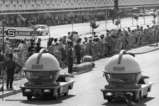 Les véhicules de la Caravane du Tour de France 1950's & 1960's - Page 3 Aspira10
