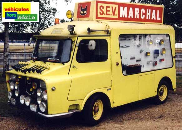 Les véhicules de la Caravane du Tour de France 1950's & 1960's - Page 2 C12610