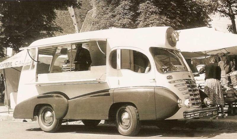 Les véhicules de la Caravane du Tour de France 1950's & 1960's - Page 2 Pub-0010