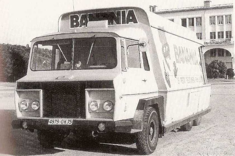 Les véhicules de la Caravane du Tour de France 1950's & 1960's - Page 2 Pub-ba11