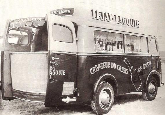 Les véhicules de la Caravane du Tour de France 1950's & 1960's - Page 3 Pub-d410