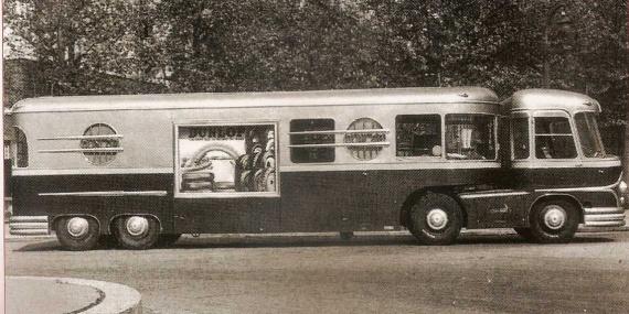 Les véhicules de la Caravane du Tour de France 1950's & 1960's - Page 3 Pub-du10