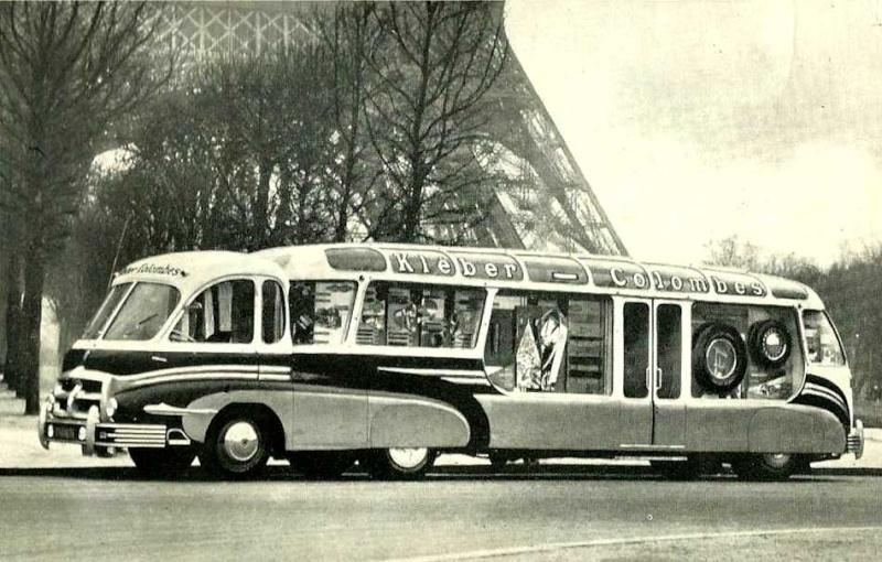 Les véhicules de la Caravane du Tour de France 1950's & 1960's - Page 3 Pub-kl10