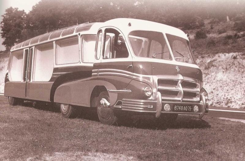 Les véhicules de la Caravane du Tour de France 1950's & 1960's - Page 3 Pub-kl11
