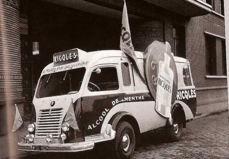 Les véhicules de la Caravane du Tour de France 1950's & 1960's - Page 3 Pub-pu11